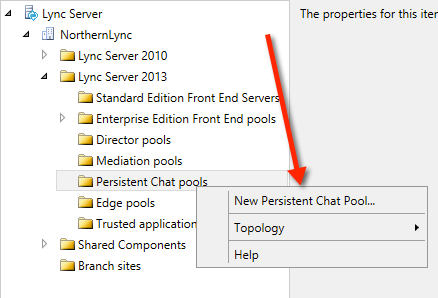 Tutorial] Setting up and installing persistent chat for Lync ...