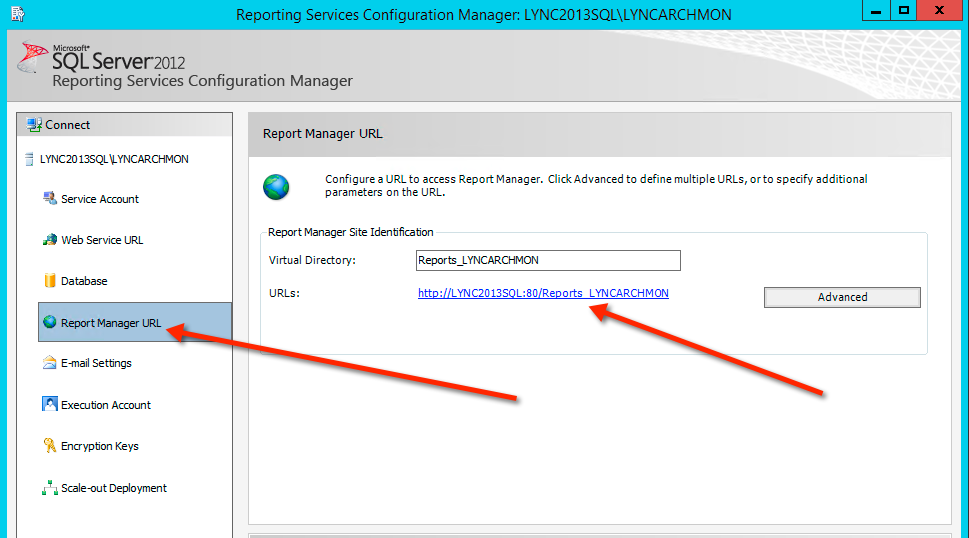 Lync 2013 – Creating Custom Lync Reports within Monitoring
